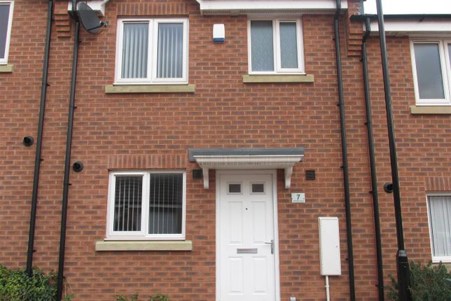 Thumbnail Detached house to rent in Lancers Walk, Stoke, Coventry
