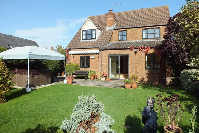Thumbnail Detached house for sale in Furlong Lane, Bishops Cleeve, Cheltenham, Gloucestershire