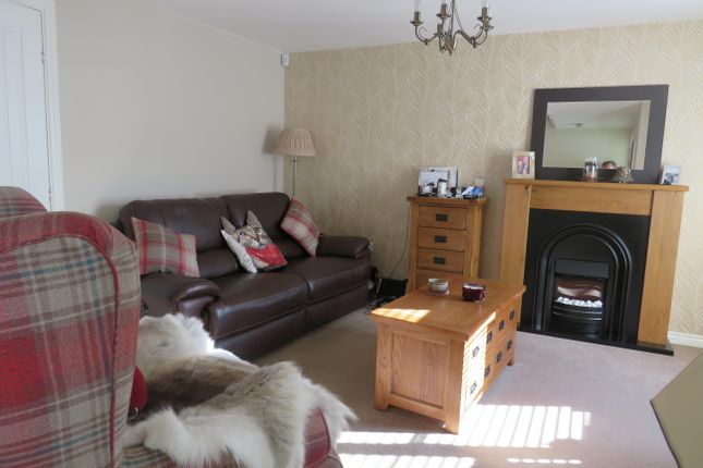 Living Room of Moore Street, Bulwell, Nottingham NG6