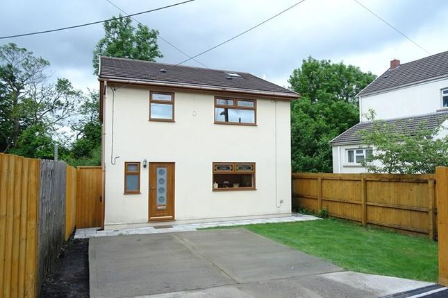 Thumbnail Detached house for sale in Gwawr Street, Aberaman, Aberdare