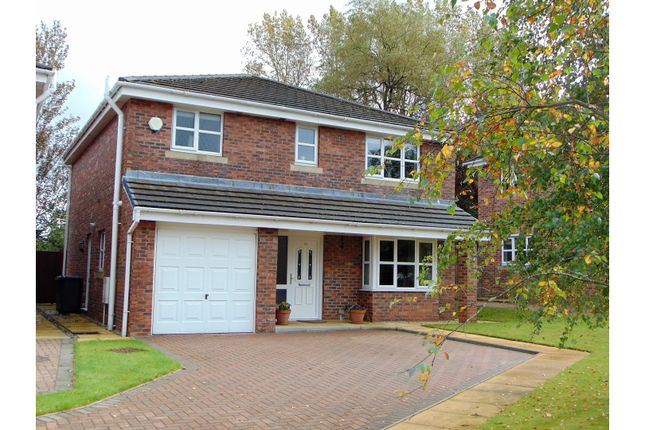 Thumbnail Detached house for sale in Parklands, Royton