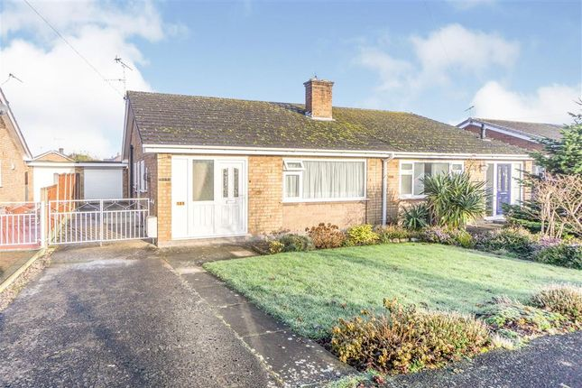 2 bed semi-detached bungalow for sale in Ringway, Waverton, Chester CH3