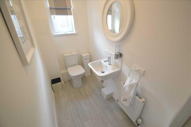 Downstairs WC of Mandrel Drive, Coatbridge ML5