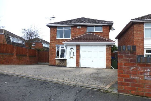 Thumbnail Property to rent in Cumberland Drive, Nuneaton