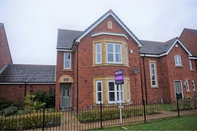 Thumbnail Link-detached house for sale in Buckshaw Avenue, Chorley