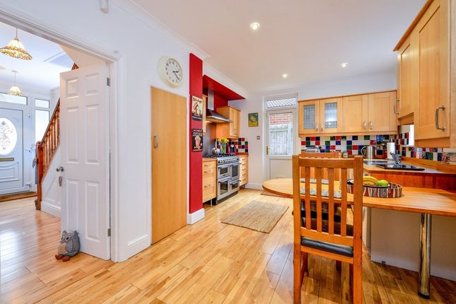 Thumbnail Semi-detached house for sale in Bowmead, London