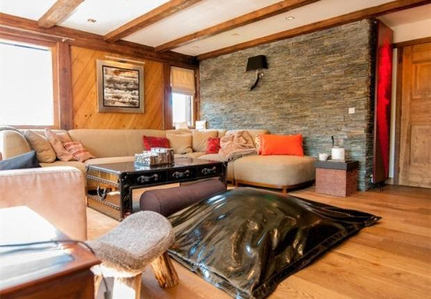 Reception of Courchevel 1650, French Alps, France, 73120