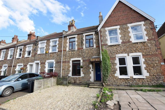 Thumbnail Terraced house for sale in Victoria Square, Portishead, Bristol