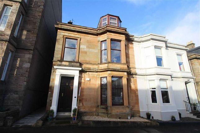 Thumbnail Flat for sale in Forsyth Street, Greenock