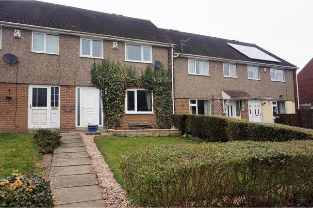 Thumbnail Terraced house for sale in Hare Park Close, Liversedge