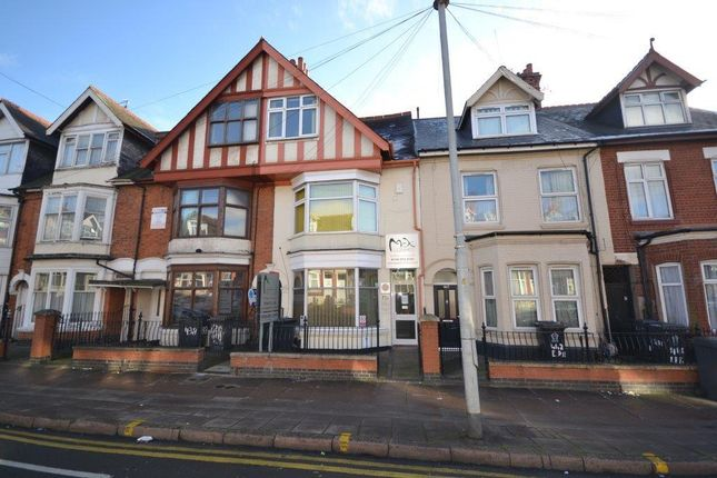 Thumbnail Terraced house for sale in East Park Road, Leicester