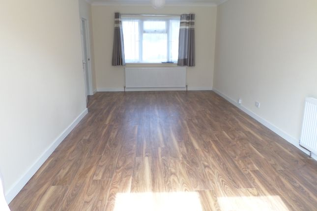 Thumbnail End terrace house to rent in Hurst Close, Northolt