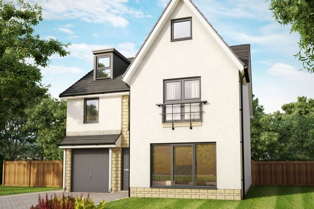 Thumbnail Detached house for sale in Dovecot Farm, Haddington, East Lothian