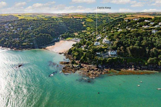 Thumbnail Detached house for sale in Sandhills Road, Salcombe