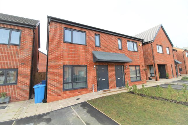 Thumbnail Semi-detached house for sale in Viola Drive, Belle Vale, Liverpool