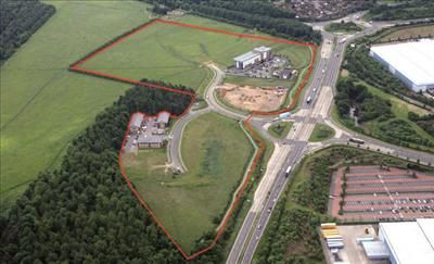 Thumbnail Land for sale in Henson Way, Telford Way Industrial Estate, Kettering