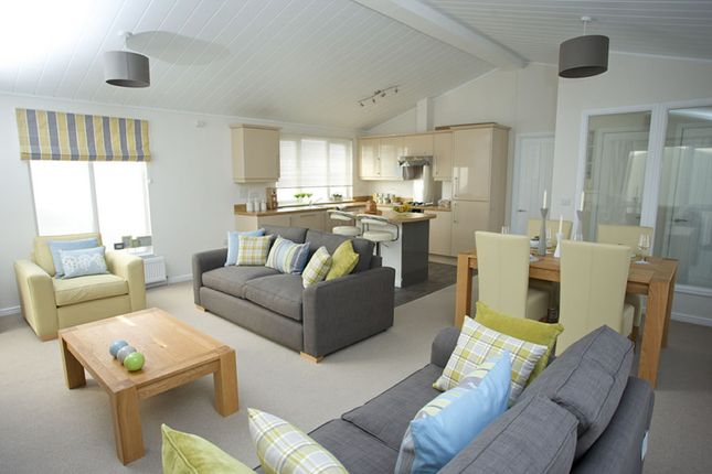 Thumbnail Lodge for sale in Waveney River Centre, Burgh St Peter