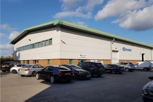 Thumbnail Light industrial to let in Crown Road, Festival Park, Stoke On Trent, Staffs
