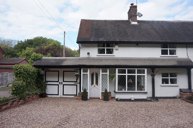 Thumbnail Semi-detached house for sale in Aldridge Road, Little Aston, Walsall