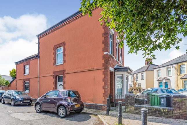 Thumbnail Detached house for sale in Mandeville Place, Riverside, Cardiff