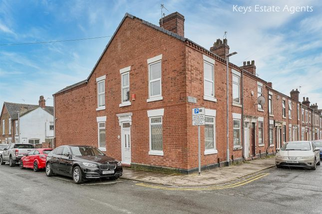 2 bed end terrace house for sale in Meir Street, Tunstall, Stoke-On-Trent ST6