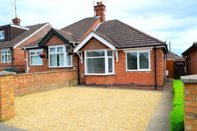 Thumbnail Semi-detached bungalow to rent in Bants Lane, Northampton