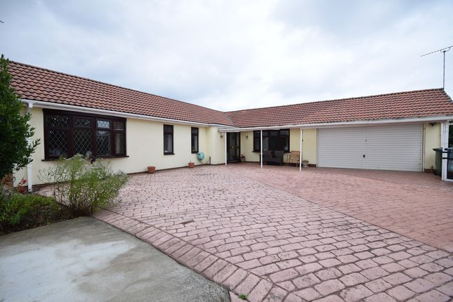 Thumbnail Detached bungalow for sale in Kings View, Elmsmere Drive, Oldcotes