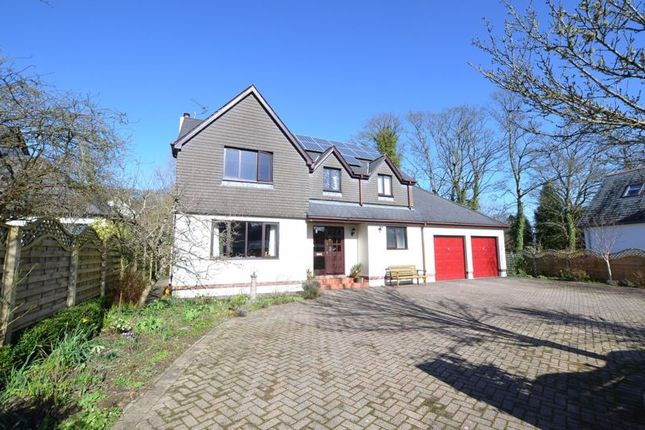 4 bed detached house for sale in New Road, Lifton PL16