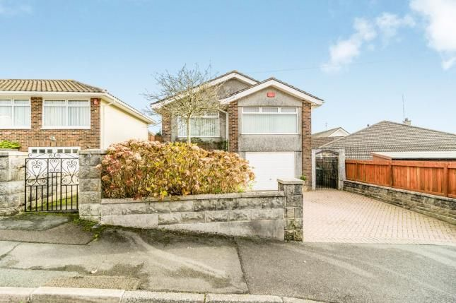 Thumbnail Bungalow for sale in Elburton, Plymstock, Plymouth