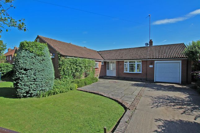Thumbnail Detached bungalow to rent in Main Street, Woodborough, Nottingham