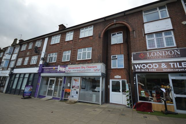 Thumbnail Flat for sale in Windermere Avenue, Wembley