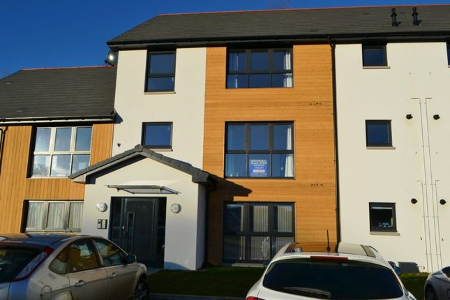 Thumbnail Flat to rent in 28 Riddock Gardens, Forres
