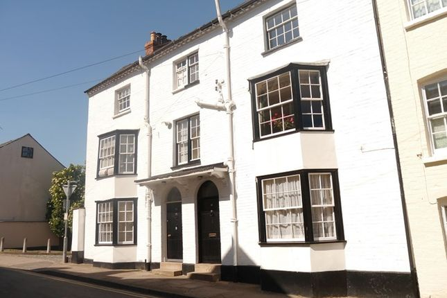 Thumbnail Town house for sale in New Street, Ross-On-Wye