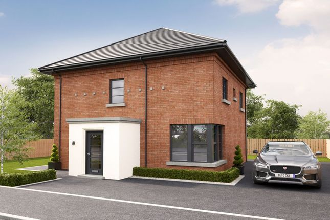 Thumbnail Detached house for sale in Highgrove, Tudor Road, Carrickfergus