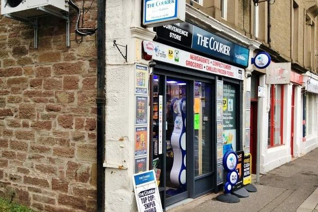 Thumbnail Retail premises for sale in 44 High Street, Carnoustie