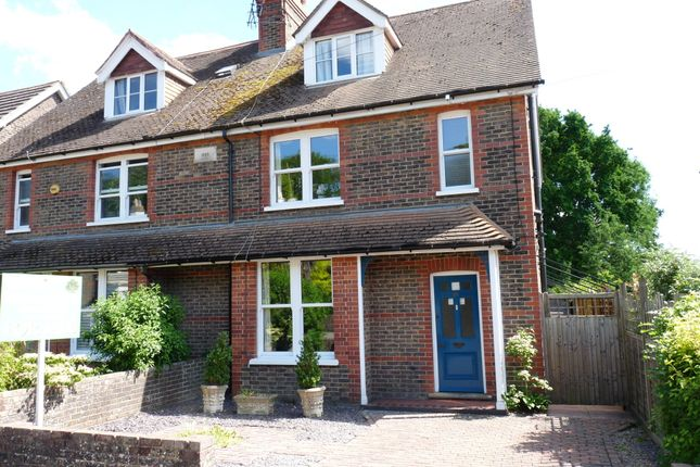 Thumbnail Semi-detached house for sale in Stangrove Road, Edenbridge