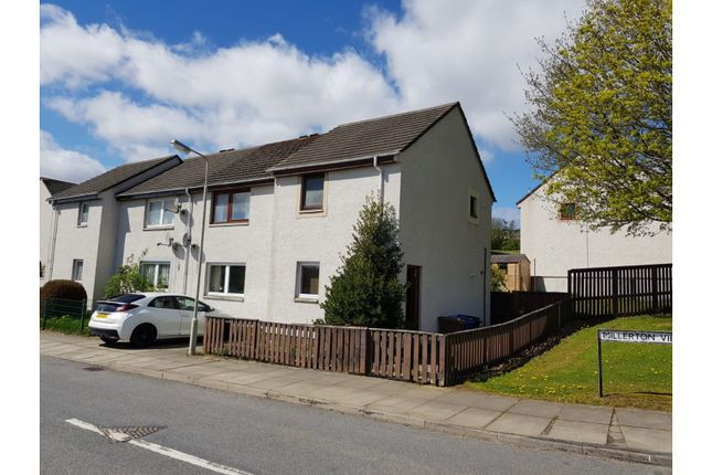 Thumbnail Flat for sale in Millerton View, Inverness