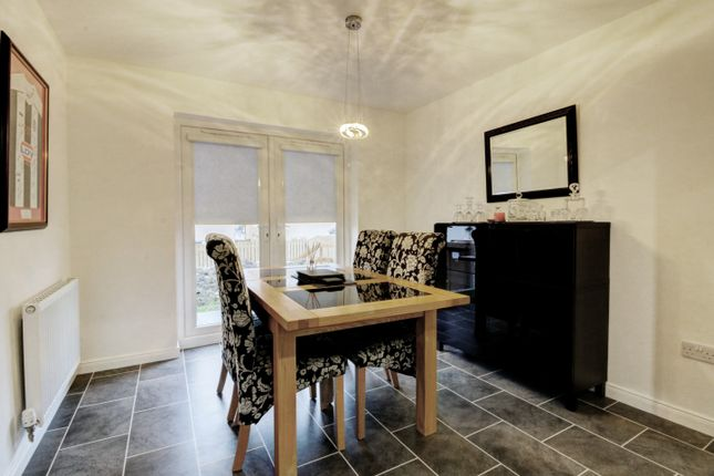 Dining Room of Hare Moss View, Whitburn, Bathgate EH47