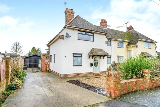 Thumbnail Detached house for sale in Observer Way, Kelvedon, Colchester