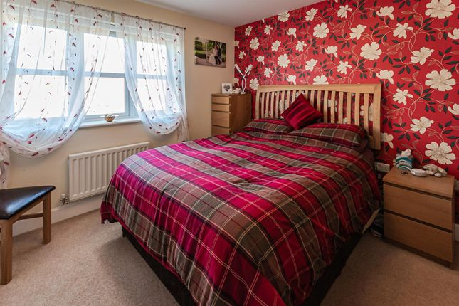 Master Bedroom of Wattle Close, Sileby, Leicestershire LE12