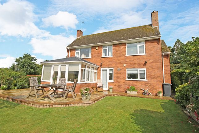 Thumbnail Detached house for sale in Newcourt Road, Topsham, Exeter