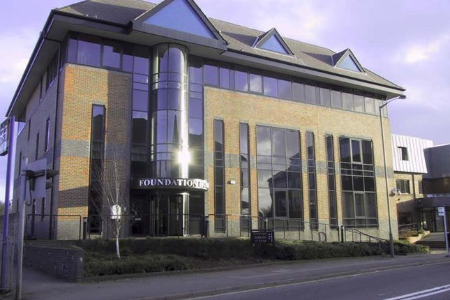 Thumbnail Office to let in Gnd Floor, Foundation House, London Road, Reigate, Surrey