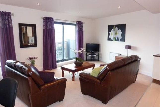 Thumbnail Flat to rent in Field View, Bradbury Place, Chatsworth Road, Chesterfield, Derbyshire