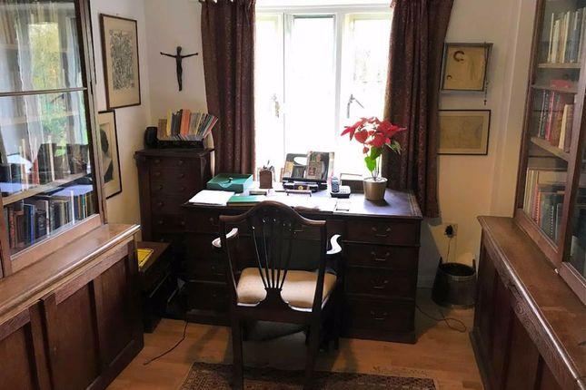 Study of Westwell, Nr Burford, Oxfordshire OX18