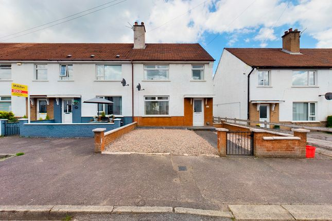 3 bed terraced house for sale in Kings Road, Whiteabbey BT37