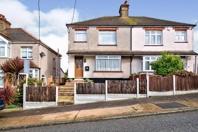 Front of Balmoral Avenue, Corringham, Stanford-Le-Hope SS17