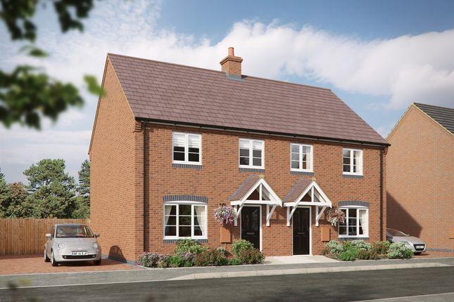 3 bed semi-detached house for sale in Tuppenhurst Lane, Handsacre, Rugeley WS15