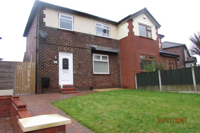 Thumbnail Semi-detached house to rent in The Broadway, Bredbury