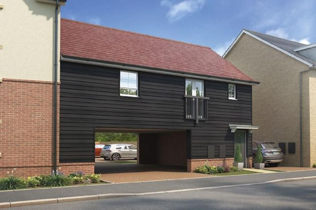 "Thumbnail End terrace house for sale in ""Stroud"" at Knights Way, St. Ives, Huntingdon"