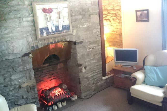 Living Room of Brunant Cottages, Aberbeeg, Abertillery NP13